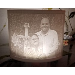 3D Printed Night Light