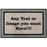 Customizable 18X30 Door Mat