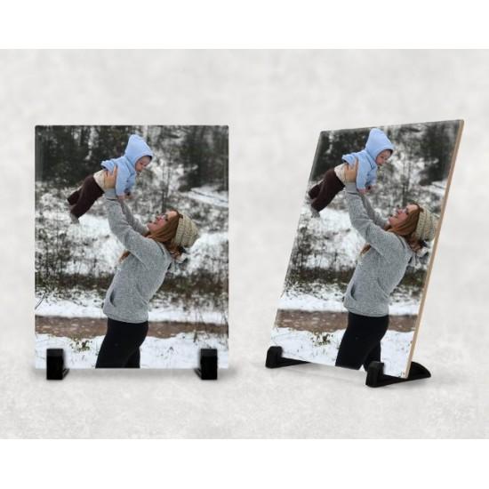Vertical Photo Tile
