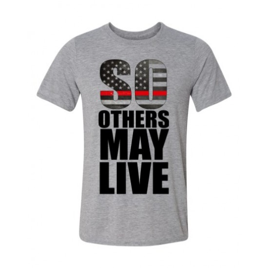 So others may live Fire
